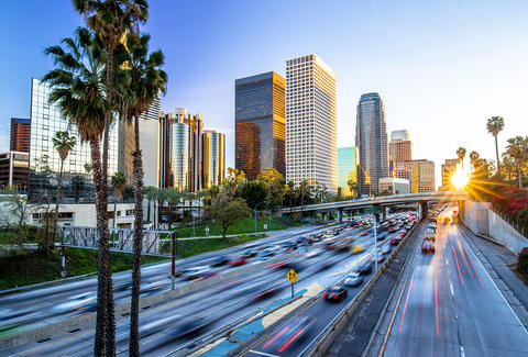 Tips for Navigating Los Angeles Traffic - Thrillist