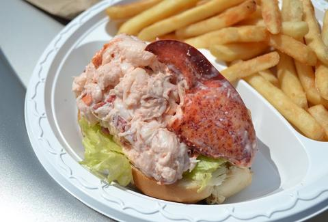 lobster rolls boston