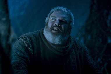 Hodor before the origin of his name is revealed as 'hold the door'