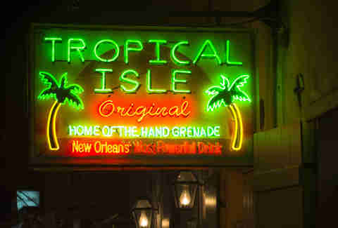 Tropical Isle