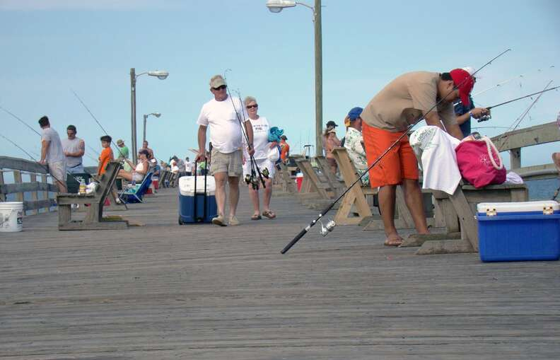 fishing outer banks north carolina