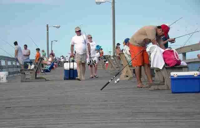 fishing outer banks north carolina