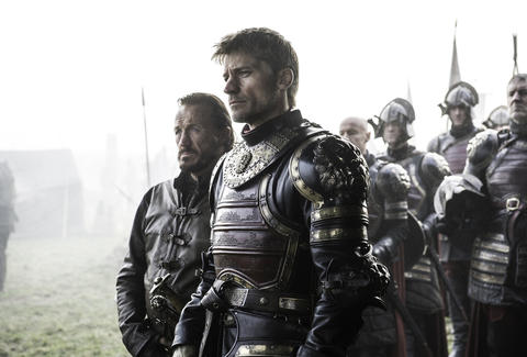 jaime lannister in the riverlands game of thrones