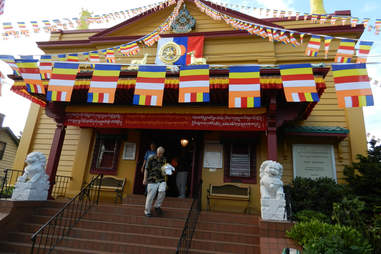 The Sakya Monastery in Seattle