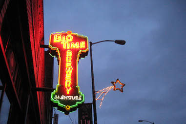 Big Time Brewery in Seattle