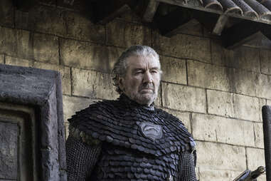Clive Russell returns as the Blackfish in The Broken Man