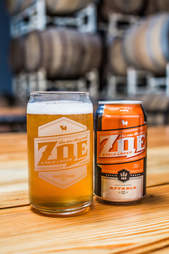 Zoe pale lager