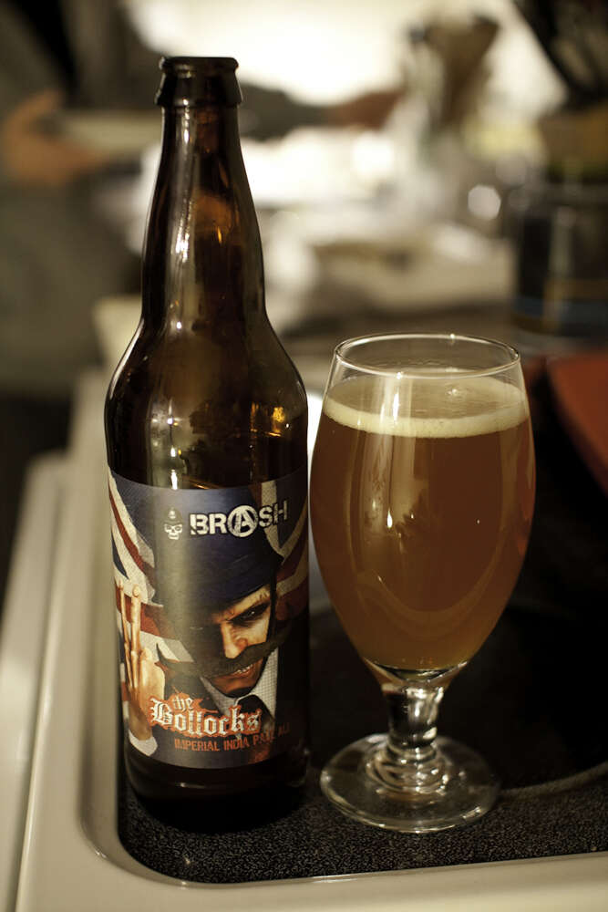 Brash Brewing IPA