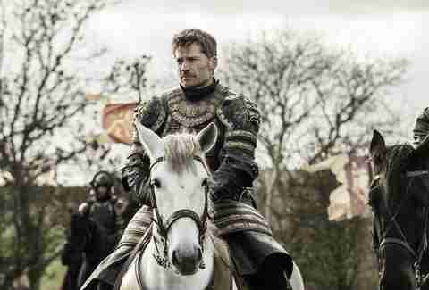 jaime lannister vs blackfish on game of thrones