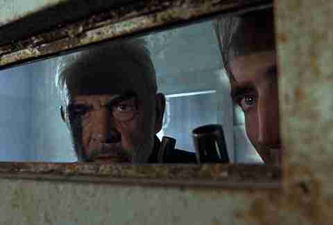 Cage and Connery in The Rock