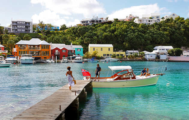Why Bermuda Is the Best Place to Head on Summer Fridays