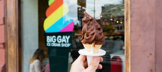 Things You Didn't Know About Big Gay Ice Cream