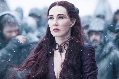 HBO Game of Thrones Melisandre