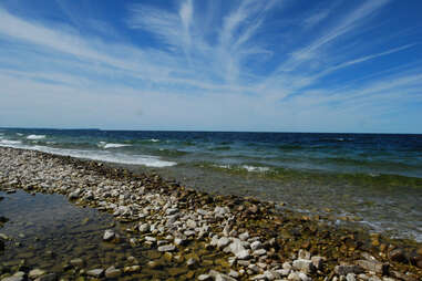Washington Island Wisconsin