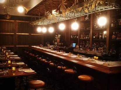 The bar at Miss Things