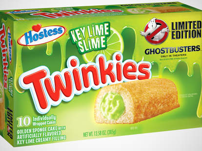 Key Lime Slime Twinkies