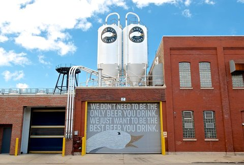 Restaurants Near Goose Island Brewery