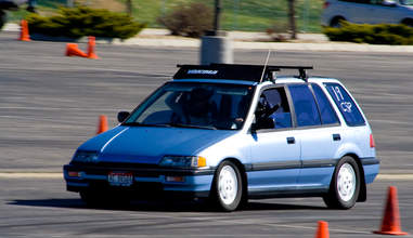 1989 Honda Civic Wagovan