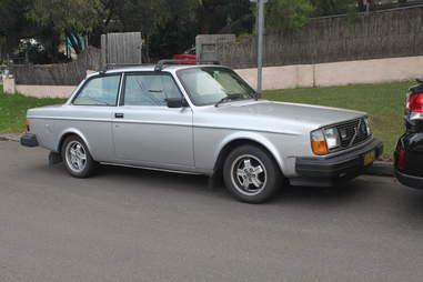1978 Volvo 242GT