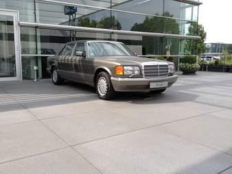 1988 Mercedes-Benz 560SEL