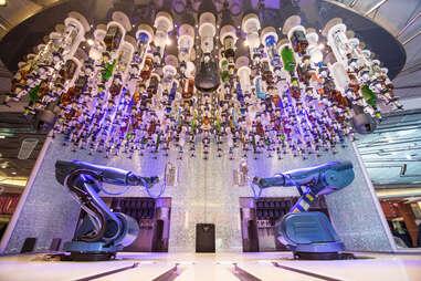 Bionic Bar Harmony of the Seas
