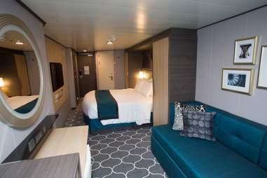 Cabins on Harmony of the Seas