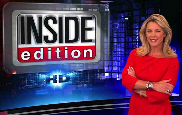 I Got All of My News From 'Inside Edition' for One Whole Week