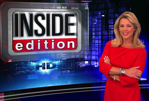 Back on Inside Edition   TRAVEL THERAPY® with Karen Schaler