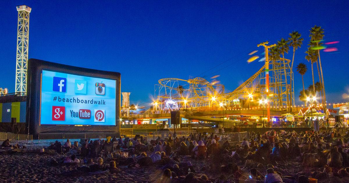 San Francisco Outdoor Movies Summer Calendar 2017