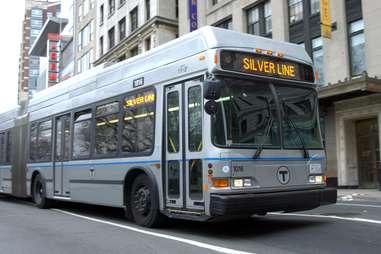 The Silver Line in Boston