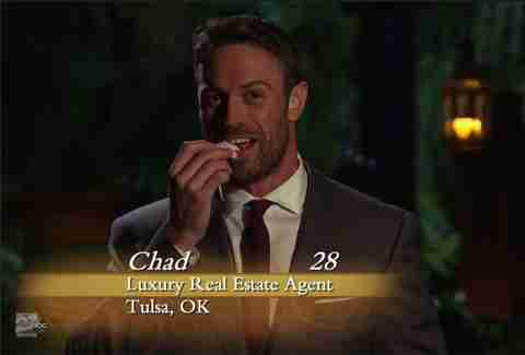 chad quotes bachelorette