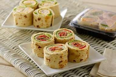 turkey and Italian pinwheel sandwiches wawa