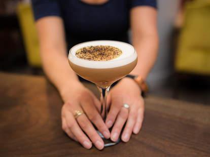 The Wickson Social cocktail