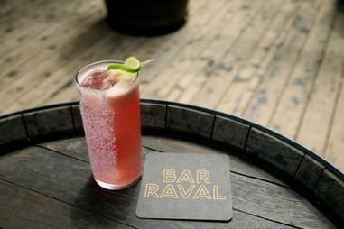 Bar Raval cocktail