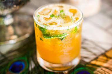 cocktail at Raca Cafe & Bar