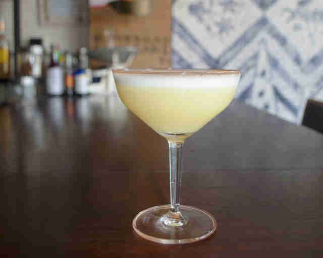 Little Sister Pisco Sour