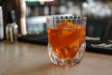 Pit fired old fashioned