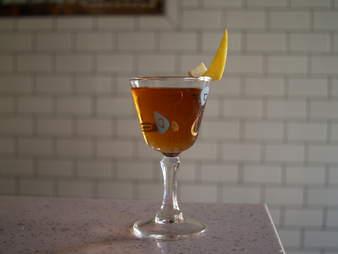 Rhum Corner Old Fashioned