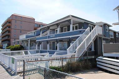 The Virginia Lee Apartments in Ocean City