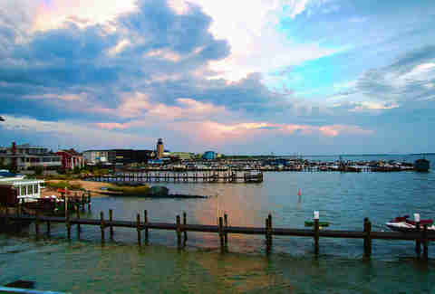 The Pier At Dewey Beach