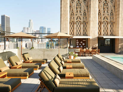 ace hotel downtown la rooftop