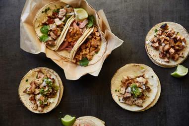 Tacos at The Hollywood Bowl