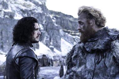 Game of Thrones, John Snow, Tormund