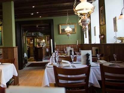 Restaurant Schønnemann copenhagen