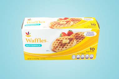 Stop & Shop Brand Frozen Waffles