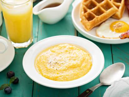 grits breakfast