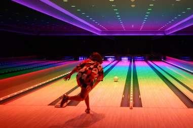Bowling at Edition Miami