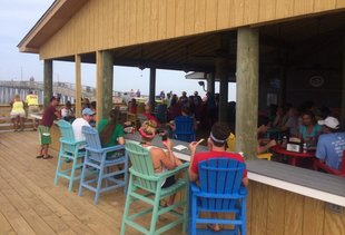 Captain Andy's Oceanfront Bar and Grill