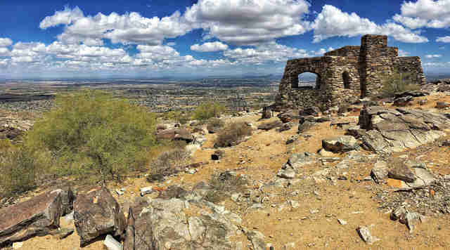 Dobbins Point Arizona Phoenix hikes