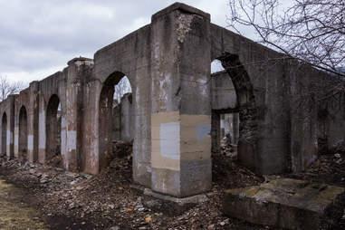 Joliet Iron Works Historic Site Illinois